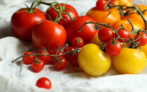 Summer Tomato Tart - 11
