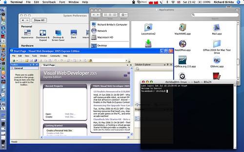 VWD on MacOS