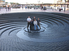 Darling Harbor - Fountain