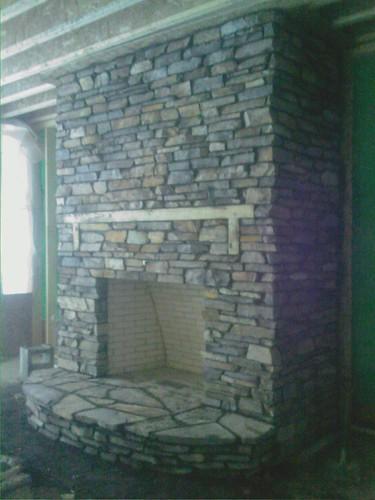 Sailin fireplace and hearth