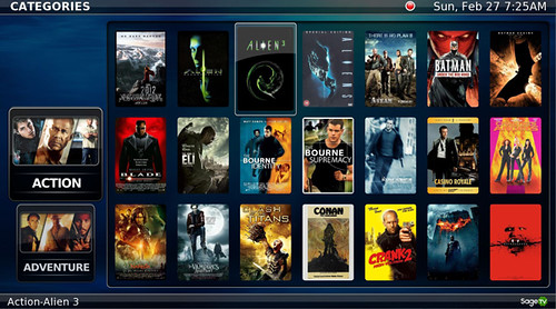 Diamond Simplified Movies Catagories