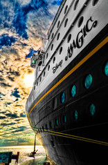 Disney Cruise Line's Magic photo by Scott Sanders [ssanders79]