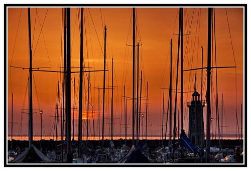 24-Le jour se lève, une belle journée s'annonce pour des bonnes photos ! photo by gio.dino3.