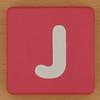 little tikes letter J