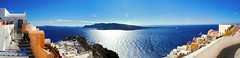 Oia / Santorini / Thira / Greece / Panorama photo by Jeka World Photography