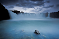 Goðafoss photo by hallgrg