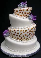 Wedding cake photo by Crazy Cake - Cakedesigner57