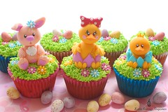 Happy Easter 2011 photo by Little Cottage Cupcakes