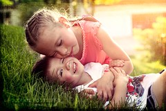 Sibling Love photo by ~Benazir (Chocolate Footsteps Photography)