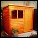 We Built a Shed!