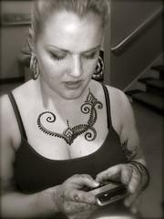 Northeast henna gathering photo by ReMarkable Blackbird