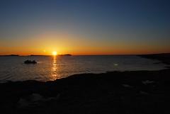 San Antonio. Ibiza. Puesta de sol. Eivissa. Sunset photo by juanito1948.