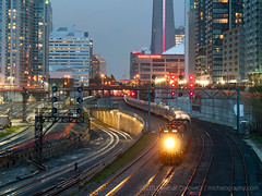 Toronto Heavy Rail photo by Mike Cialowicz