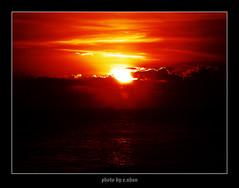 Phan Rang sunset photo by e.nhan