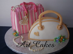 Mother's Day Cake photo by Art Cakes