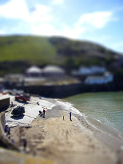 Tilt Shift, Cornwall photo by Image_Communication