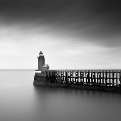 Lighthouse Fécamp photo by Dutch Dennis