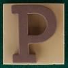 T-Shirt Printing Workshop letter P