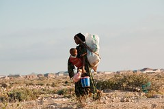 What would you take? photo by UNHCR