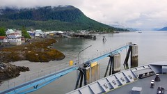 Waiting in Wrangell