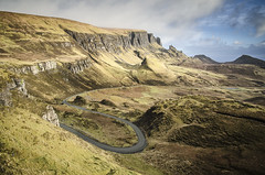 Quiraing, Skye, Scotland (Getty Images) photo by Belhaven2011