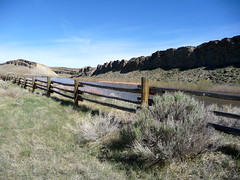Dugway Recreation Site near Sinclair, Wyoming