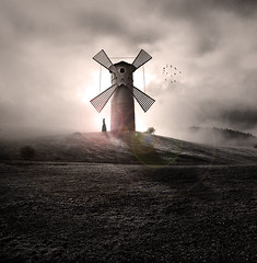 Misty Morning photo by George Christakis