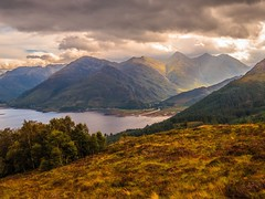 The Five Sisters of Kintail photo by Bathsheba 1