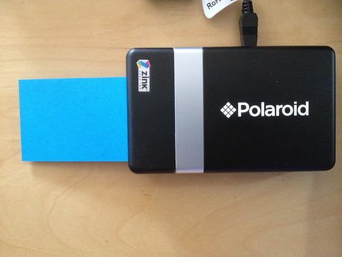 Polaroid PoGo隨身印表機