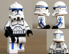 Custom LEGO Clone Trooper Tup (Clone Wars Phase 2) photo by JPO97Studios