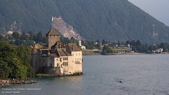 Chateau de Chillon photo by El Negro Vikingo