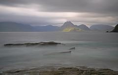 Loch Scavaig. photo by Gordie Broon.
