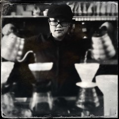 double hand brew photo by amy buxton