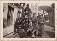 Mars 1945 BM 21 à Cannes - Col. P. Ruiz