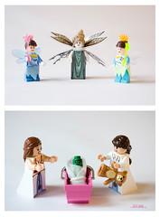 Trolls and fairies photo by fujiia