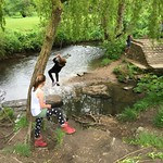 Found a rope swing<br/>25 May 2015