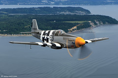 "P-51B ""Impatient Virgin"" Mustang photo by xnir"