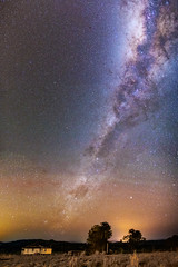 Mary Valley Milky Way photo by Matthew Post