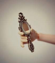 Mirror photo by Ceci ♥ Cuteness