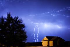 Lightning Strike photo by Kay Martinez