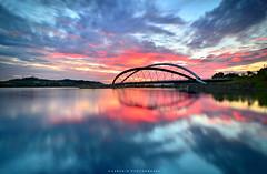 lakeside dam, Putrajaya photo by azrudin