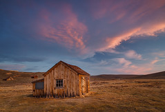 Sunset in Bodie photo by Jeffrey Sullivan