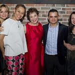 Susanna Negovan (SPLASH editor), Barbara Bates, Dr. Taub, Hector Monarrez & Eva Pazola