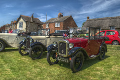 Classic Cars on St Helens Green - Isle of Wight  ( Explored June 27th #106 ) photo by Rob Jennings2