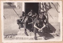 Avril 1945 - BM 21- Tourette-Les Moulins  - Col. P. Ruiz
