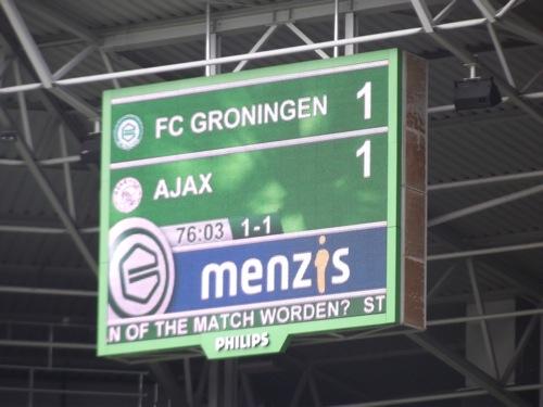 9646348090 9f031fafbe FC Groningen   Ajax 1 1, 1 september 2013