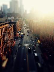 Above Chinatown - New York City photo by Vivienne Gucwa