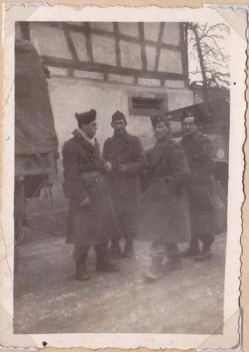 18 janvier 1945 -Alsace- BM 21 à Uttenheim  - Col. P. Ruiz