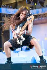 Iron_Maiden photo by Fabián Oviedo