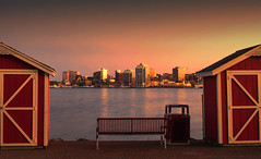 Halifax Skyline photo by John A. McCrae